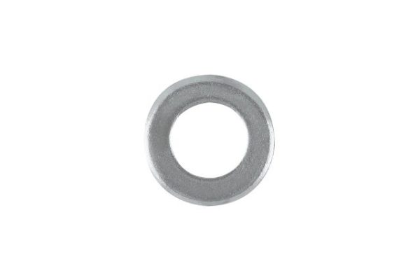 ARANDELA PLANA DIN 125 (EQUIVALENTE ISO 7089) INOX A2