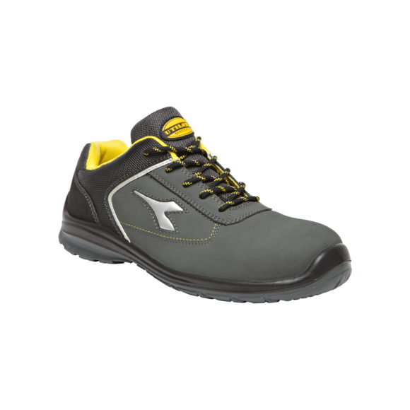 ZAPATO SEGURIDAD D-BLITZ LOW S3 COLOR GRIS CASTILLO