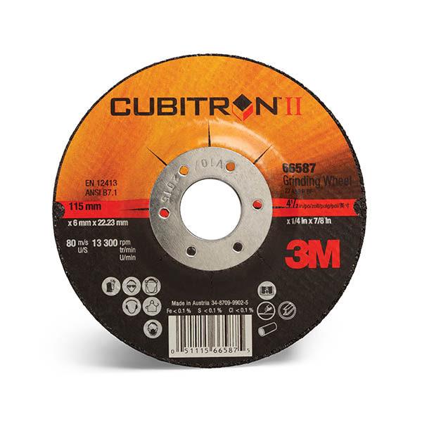 Discos de desbaste Cubitron™ II